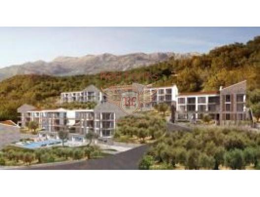 Urbanized plot in Rezevici, plot in Montenegro for sale, buy plot in Region Budva, building plot in Montenegro