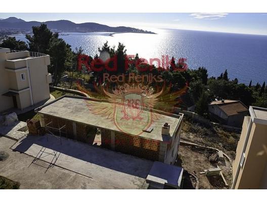 Zeleni pojas, Bar'da havuzlu ve deniz manzaralı şehir evi, Region Bar and Ulcinj satılık müstakil ev, Region Bar and Ulcinj satılık villa
