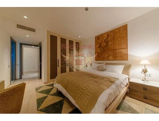 Yeni Kompleks içinde Lüks Daire, Karadağ'da satılık otel konsepti daire, Karadağ'da satılık otel konseptli apart daireler, karadağ yatırım fırsatları