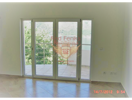 New residential complex in Kotor, sea view apartment for sale in Montenegro, buy apartment in Dobrota, house in Kotor-Bay buy