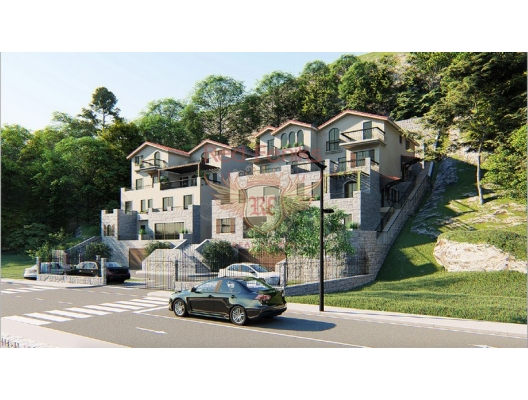 New Residential Complex in Tivat, apartments for rent in Bigova buy, apartments for sale in Montenegro, flats in Montenegro sale