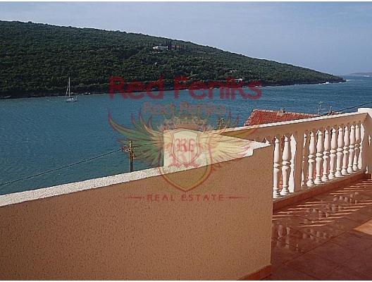 Bigova'da, Su kenarinda 2 Yatak Odalı Daire, Karadağ da satılık ev, Montenegro da satılık ev, Karadağ da satılık emlak