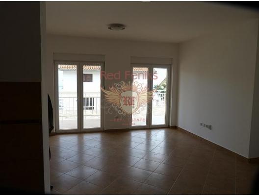 Krasici'de Apartman Dairesi, becici satılık daire, Karadağ da ev fiyatları, Karadağ da ev almak