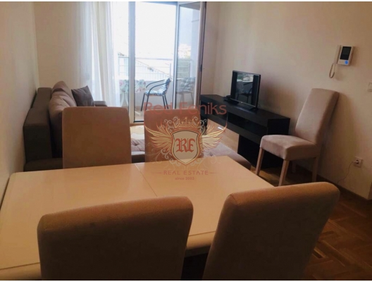 One bedroom apartment in Budva, sea view apartment for sale in Montenegro, buy apartment in Becici, house in Region Budva buy