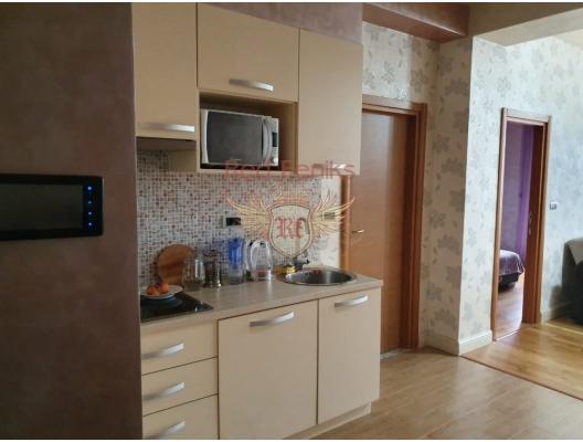 Great Apartment in Budva, becici satılık daire, Karadağ da ev fiyatları, Karadağ da ev almak