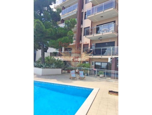 Perfect One Bedroom Apartment In Budva, Montenegro real estate, property in Montenegro, flats in Region Budva, apartments in Region Budva