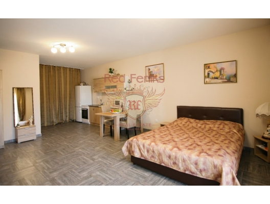 Tivat'ta İki Stüdyo Daire, Bigova da satılık evler, Bigova satılık daire, Bigova satılık daireler
