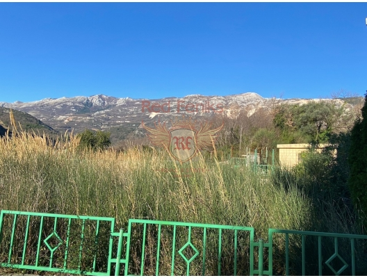Urbanistic Plot In Becici, plot in Montenegro for sale, buy plot in Region Budva, building plot in Montenegro