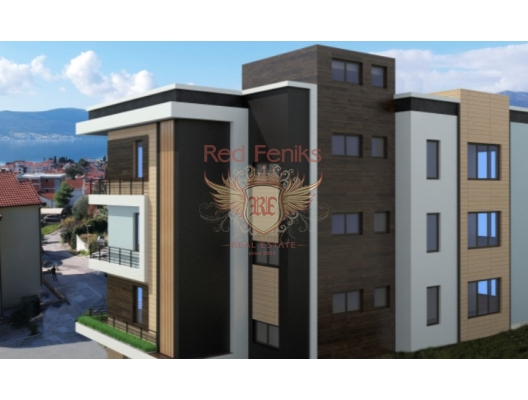 New Modern Complex in Tivat, hotel residences for sale in Montenegro, hotel apartment for sale in Region Tivat