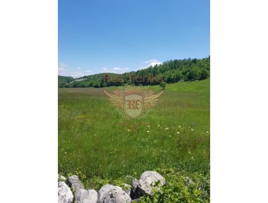 Podgorica ve Danilovgrad arasında büyük emlak, Karadağ da satılık arsa, Karadağ da satılık imar arsası