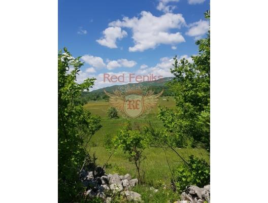 Podgorica ve Danilovgrad arasında büyük emlak, Montenegro da satılık arsa, Montenegro da satılık imar arsası
