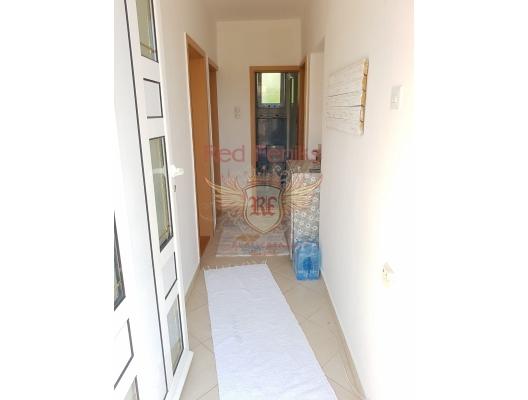Markovici'de İki Yatak Odalı Daire 2+1, becici satılık daire, Karadağ da ev fiyatları, Karadağ da ev almak