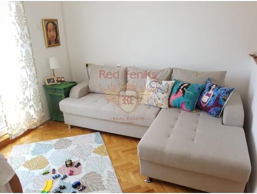 Markovici'de İki Yatak Odalı Daire 2+1, Becici da ev fiyatları, Becici satılık ev fiyatları, Becici da ev almak