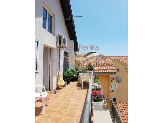 Markovici'de İki Yatak Odalı Daire 2+1, Region Budva da ev fiyatları, Region Budva satılık ev fiyatları, Region Budva ev almak