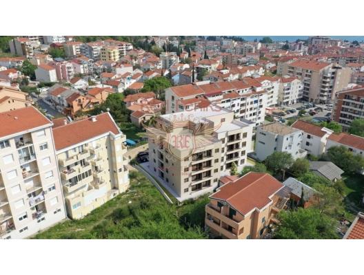 Budva'da Yeni Konut Binası 1+1, Karadağ satılık evler, Karadağ da satılık daire, Karadağ da satılık daireler