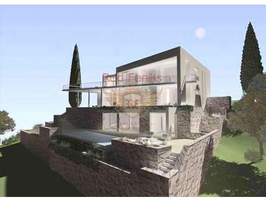 Urbanised Plot in Blizikuce, building land in Region Budva, land for sale in Becici Montenegro