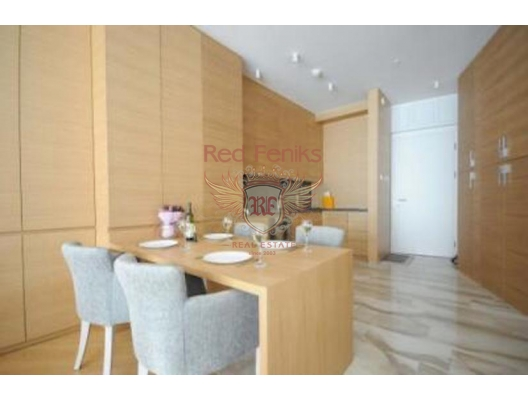 One Bedroom Apartment in Budva in the Front Line, sea view apartment for sale in Montenegro, buy apartment in Becici, house in Region Budva buy