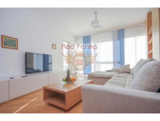 One Bedroom Apartment in Budva in the Front Line, apartment for sale in Region Budva, sale apartment in Becici, buy home in Montenegro