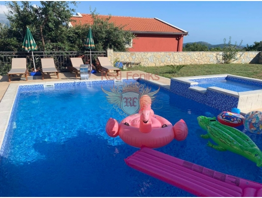Cozy House in Bar with a Swimming pool in the Green Belt area, Montenegro real estate, property in Montenegro, Region Bar and Ulcinj house sale