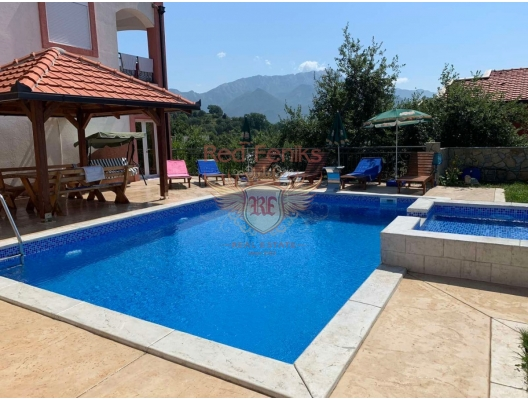 Cozy House in Bar with a Swimming pool in the Green Belt area, buy home in Montenegro, buy villa in Region Bar and Ulcinj, villa near the sea Bar