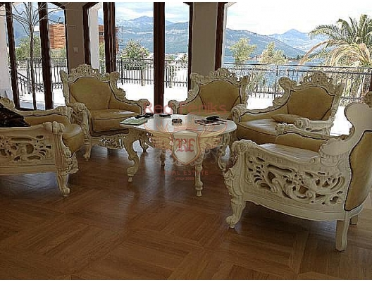 Excellent villa in Lustica, Krasici house buy, buy house in Montenegro, sea view house for sale in Montenegro