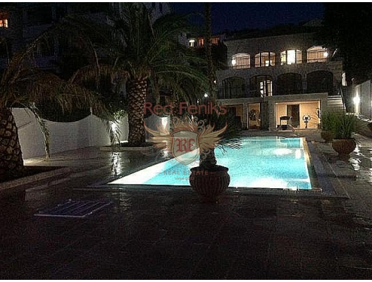 Excellent villa in Lustica, Montenegro real estate, property in Montenegro, Lustica Peninsula house sale