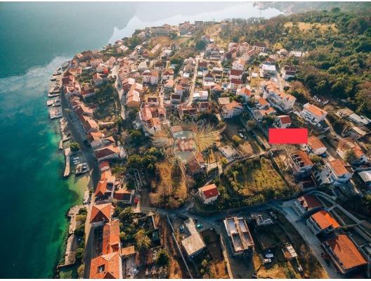 Prcanj'da Satılık İmarlı Arsa, Montenegro da satılık arsa, Montenegro da satılık imar arsası