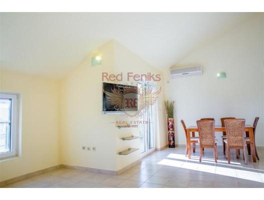 Apartment in Djenovici, Herceg Novi, Karadağ satılık evler, Karadağ da satılık daire, Karadağ da satılık daireler