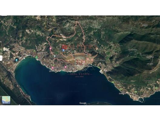 Yeni ev Deniz Manzaralı Suschepan bölgesinde Herceg Novi, Karadağ satılık ev, Karadağ satılık müstakil ev, Karadağ Ev Fiyatları