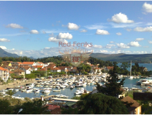 For sale apartment in the center of Tivat.