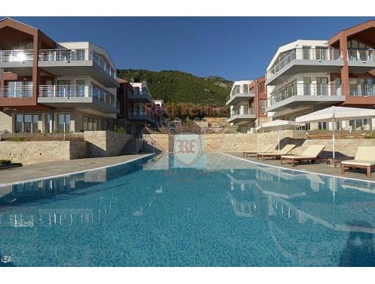 Djenovici'de bahçe ile daire, Dobrota dan ev almak, Kotor-Bay da satılık ev, Kotor-Bay da satılık emlak