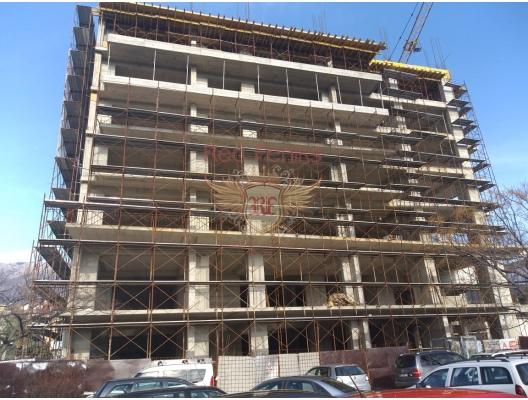 Budva'da İlk Sırada Mükemmel Daire, Karadağ'da garantili kira geliri olan yatırım, Becici da Satılık Konut, Becici da satılık yatırımlık ev