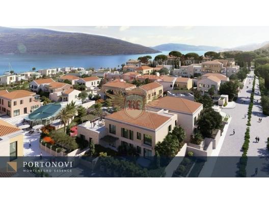 Kumbor'da Karlı Yatırım Fırsatı, Karadağ'da satılık yatırım amaçlı daireler, Karadağ'da satılık yatırımlık ev, Montenegro'da satılık yatırımlık ev