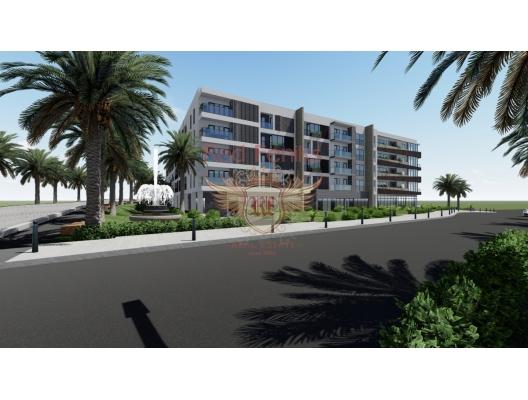 Tivat'ta Yeni Konut Kompleksi, Karadağ da satılık ev, Montenegro da satılık ev, Karadağ da satılık emlak