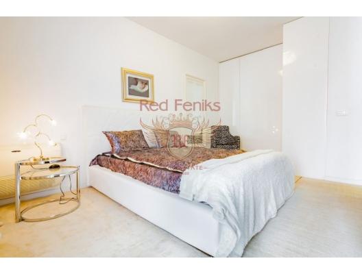 Lux Two Bedroom Apartment in Budva, Region Budva da ev fiyatları, Region Budva satılık ev fiyatları, Region Budva ev almak
