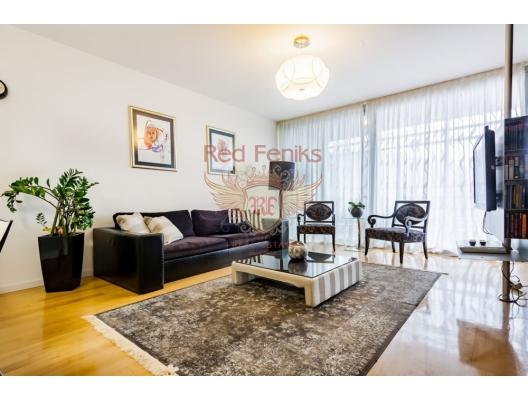 Lux Two Bedroom Apartment in Budva, becici satılık daire, Karadağ da ev fiyatları, Karadağ da ev almak