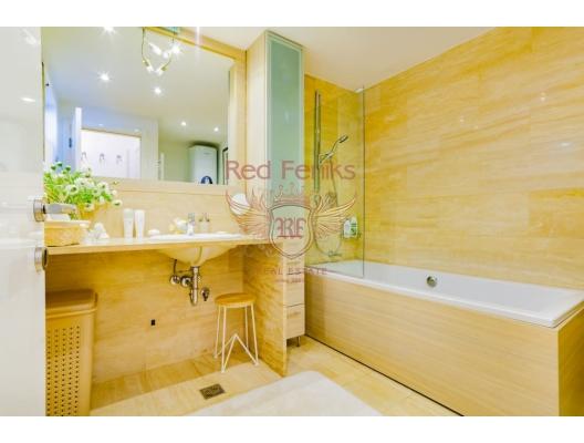 Lux Two Bedroom Apartment in Budva, Montenegro da satılık emlak, Becici da satılık ev, Becici da satılık emlak