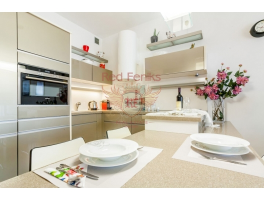 Lux Two Bedroom Apartment in Budva, Becici da ev fiyatları, Becici satılık ev fiyatları, Becici da ev almak