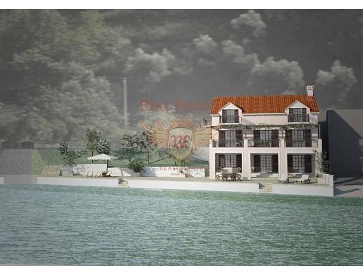 Ilk hattında ev, Kostanjica'da, Karadağ Villa Fiyatları Karadağ da satılık ev, Montenegro da satılık ev, Karadağ satılık villa