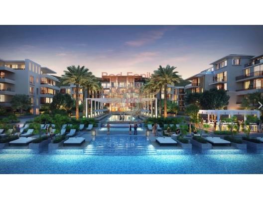 Residential Complex in Porto Montenegro, hotel residence for sale in Region Tivat, hotel room for sale in europe, hotel room in Europe