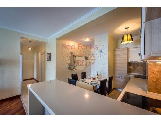 Rafailovici'de Panoramik Deniz Manzaralı, Becici da satılık evler, Becici satılık daire, Becici satılık daireler