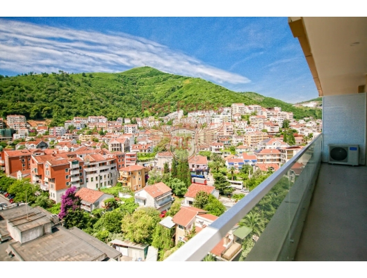Perfect Apartment in First line in Budva, hotel residences for sale in Montenegro, hotel apartment for sale in Region Budva