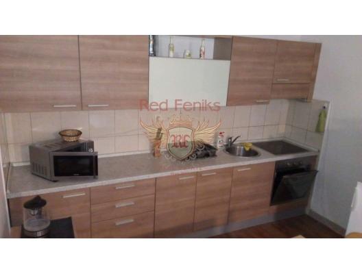 One-bedroom apartment in Becici, becici satılık daire, Karadağ da ev fiyatları, Karadağ da ev almak