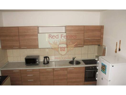 One-bedroom apartment in Becici, Montenegro da satılık emlak, Becici da satılık ev, Becici da satılık emlak