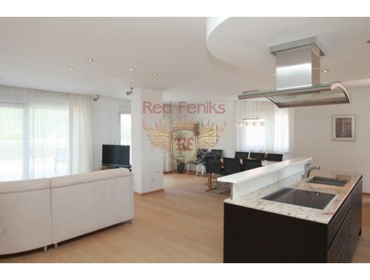 Beçiçi Budva'da Penthouse, Becici da satılık evler, Becici satılık daire, Becici satılık daireler