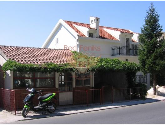Apartment Building and Land, Sveti Stasije, Dobrota, Karadağ da satılık işyeri, Karadağ da satılık işyerleri, Budva da Satılık Hotel