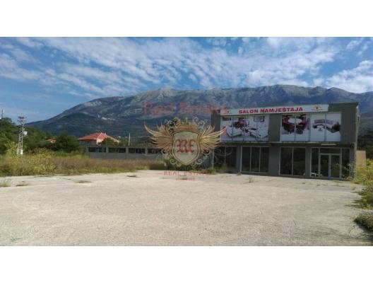Radanovici'de Geniş Ticari Alan, Karadağ da satılık işyeri, Karadağ da satılık işyerleri, Budva da Satılık Hotel