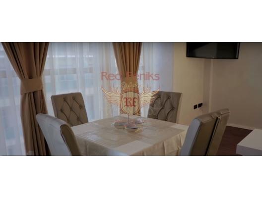 Budva'da Denize Sıfır Lüks Stüdyo Daire, Becici dan ev almak, Region Budva da satılık ev, Region Budva da satılık emlak