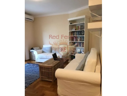 Two bedroom apartment on St. Stephen, Karadağ satılık evler, Karadağ da satılık daire, Karadağ da satılık daireler