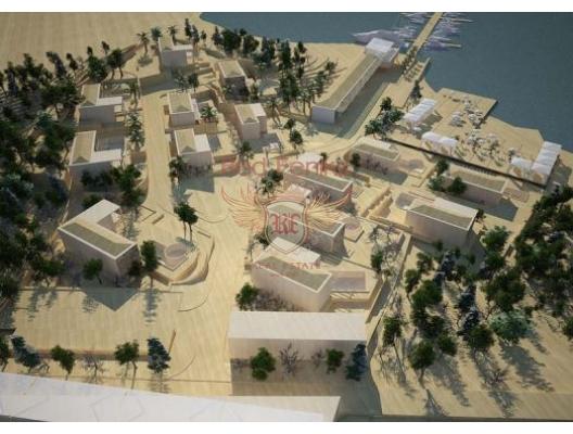 Tivat'da Projesi Hazır Arsa, Karadağ da satılık arsa, Karadağ da satılık imar arsası